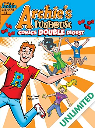 Archie's Funhouse Comics Double Digest #14
